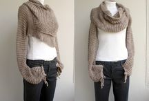 Knitting Fancies / Some knitting delights.