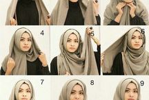 mix and match hijab