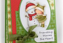 christmas cards / by Grace Schupp