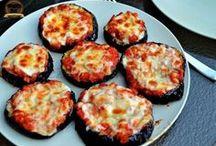 patlıcan pizzası