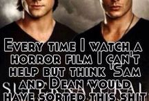 Who you gonna call? Supernatural.