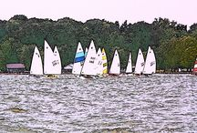 Inland Cat Sailing & Others / Inland Cat Class Sailing Association, since 1957 at Lake George, IN/MI