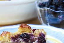 Recipe Ideas - Puddings, Cobblers & Crisps / by Marie Schweiger
