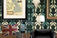 Sherlock Room / by Talia Woods