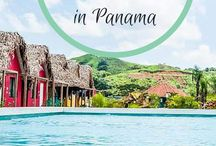 """Panama / """"Jump back, what's that sound...Panama, Panama.""""  Cue out Van Halen, cue in the Panama Canal, beaches, and cheap digs and eats and you've got Panama, the country.  Follow this board for Panama travel tips, photos, things to do, and travel inspiration."""
