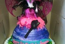 Birthday cakes / by Gina Caetta-Alexander