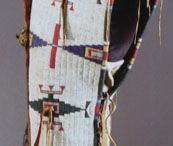 Native American Cradleboards / Every Native American Tribe had some form of a cradleboard for their small children. Not only was it for practical use, but it also had a symbolic meaning. The Cradleboard represented the continual cycle of family, community, the tribe itself and human life.
