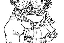 Raggedy Ann and Andy / by Laura Dalton