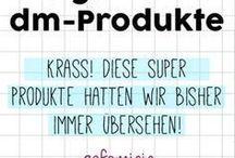 DM Produkte