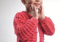 blusas infantil em trico