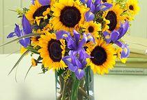 bruiloft zonnebloemen ideeen