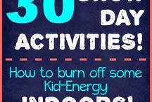 Kids to do / by Nancy Winebrenner