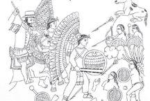 Tlaxcala symbols