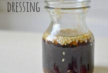 Salad Dressing / Food prep