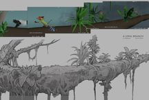 Vegetation design