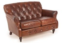 Ancient Mariner Leather Chairs & Sofas in our Home & Lifestyle Centre / Explore our range of Ancient Mariner dark wood products available at Oswaldtwistle Mills.