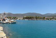 RivieraHome - Golf von Akbük / Der Golf von Akbük liegt an der Türkischen Ägäisküste. Seinen Namen hat er von Akbük, einem kleinen Ort in dem man einen ruhigen Urlaub verbringen kann, der sich aber auch für einen Daueraufenthalt im Alter eignet.