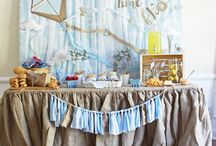 vintage party ideas
