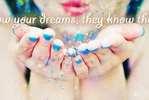 梦想书 / 关于那些梦,做着做着,就成真