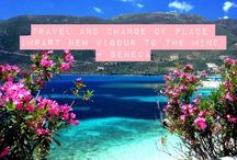 Travel Quotes / Our favourite travel quotes :)