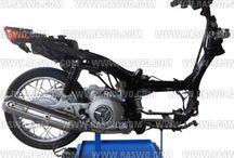 Trainer Sepeda Motor Yamaha Nouvo / Trainer Sepeda Motor Yamaha Nouvo
