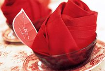 Napkin folding / The artistic way of folding napkins!!
