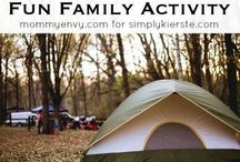 Family Activities / by Kris Preston