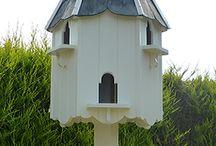 Garden Accessories / Birdhouses, Birdbaths