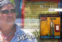 Meet the Artist: William DeBilzan