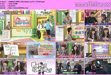 Theater, 2017, 720P, NMB48, NMBとまなぶくん, TV-Variety