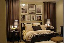 Master bedroom ideas  / by Aimee Buckwalter