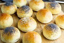 Brood en andere gistdeeg-recepten / Recepten voor hartig en zoet gebak gemaakt van gistdeeg