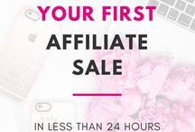 Affiliate Marketing for beginners / Learn how new blogger can make money from an affiliate program using Pinterest on autopilot. Stay at home mom can earn money while taking care of her kids. Learn affiliate marketing and make sales today rather than months from now. Make money off your blog and learn the strategy to make affiliate sales. Pinterest tips.