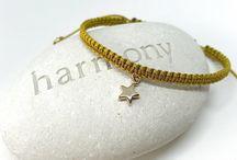 Happy Jane Jewelry / My jewelry brand - handmade, feminine bracelets ♥︎