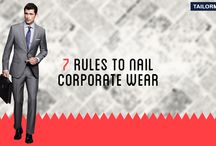 Nail the Corporate Wear!