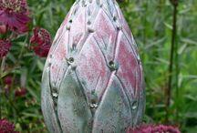 Ceramica per giardino
