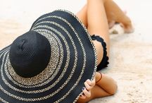 Beach hats / by Corlissa Brewer