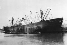 Τα πρώτα ελληνικά πλοία Liberty / The first greek Liberty ships