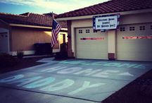 Deployment welcome homes