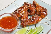 Chicken & Poultry / Chicken and poultry recipes for main appetizers, main dishes, holidays, or special occasions.