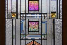F.L.Wright Windows