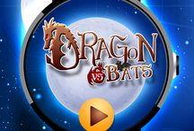 Dragon vs Bats