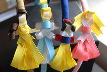 Hair Accesories / Bows, Ribbon, Hairband, Hairclips