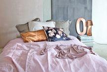 Bedroom ideas / by Jessa Wiles