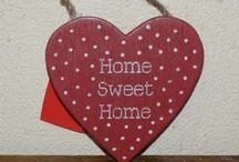 Pomysły na prezenty / dekoracje do domu