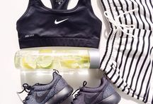 SPORTY | SPICE / Fitness and Sporty Shit #fitspo / by I S A B E L L A