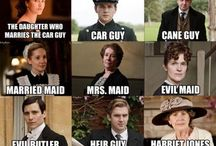 All things Downton