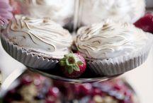 Weddingcake and other sweets