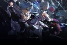 anime re:zero