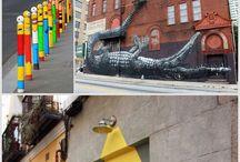 Graffiti, kreatív
